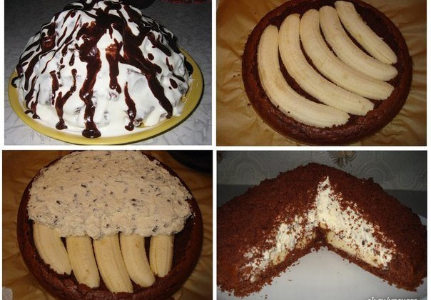 Очень вкусный торт своими руками 75