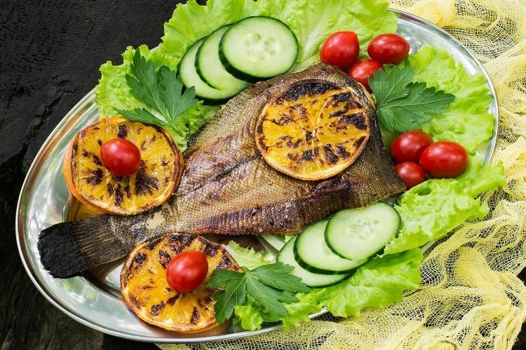 рецепты блюд из камбалы с фото коленного сустава