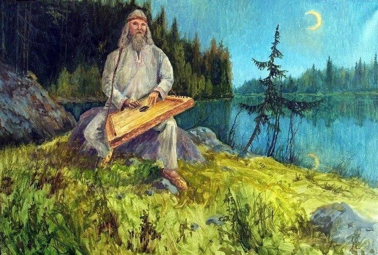 картинки певцы русской старины