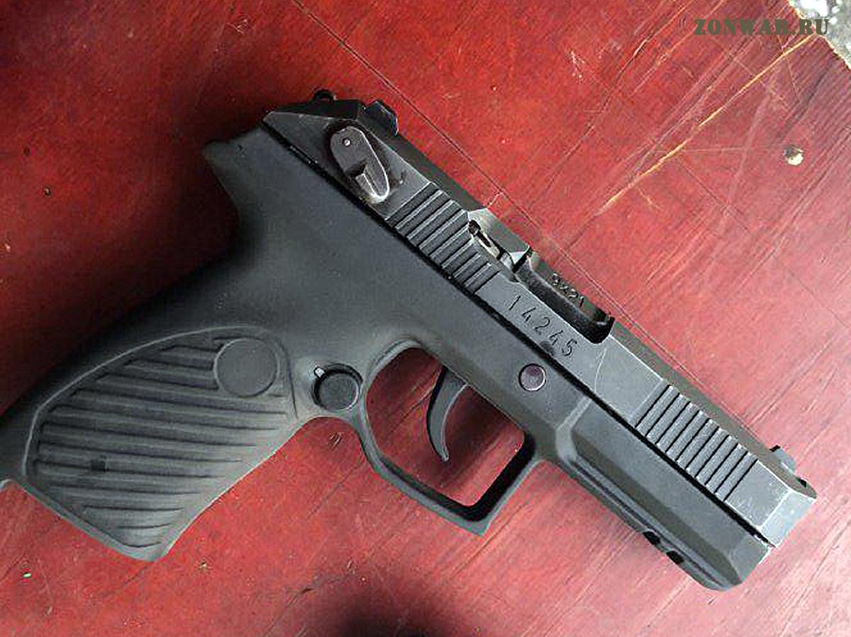 пистолет Удав фото 7