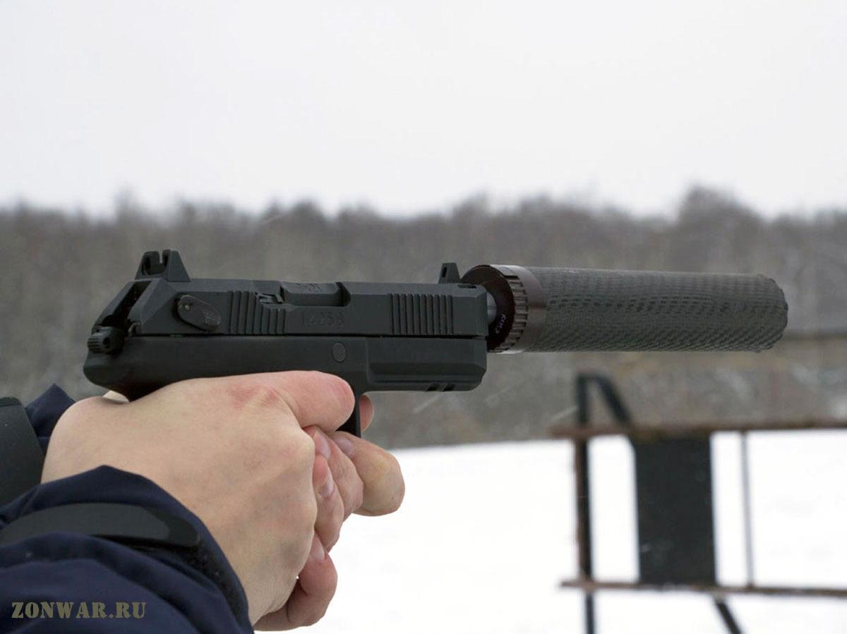 пистолет Удав фото 24