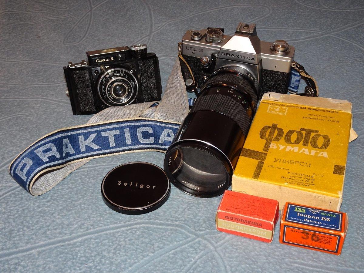 Старый фотоаппарат своими руками 844
